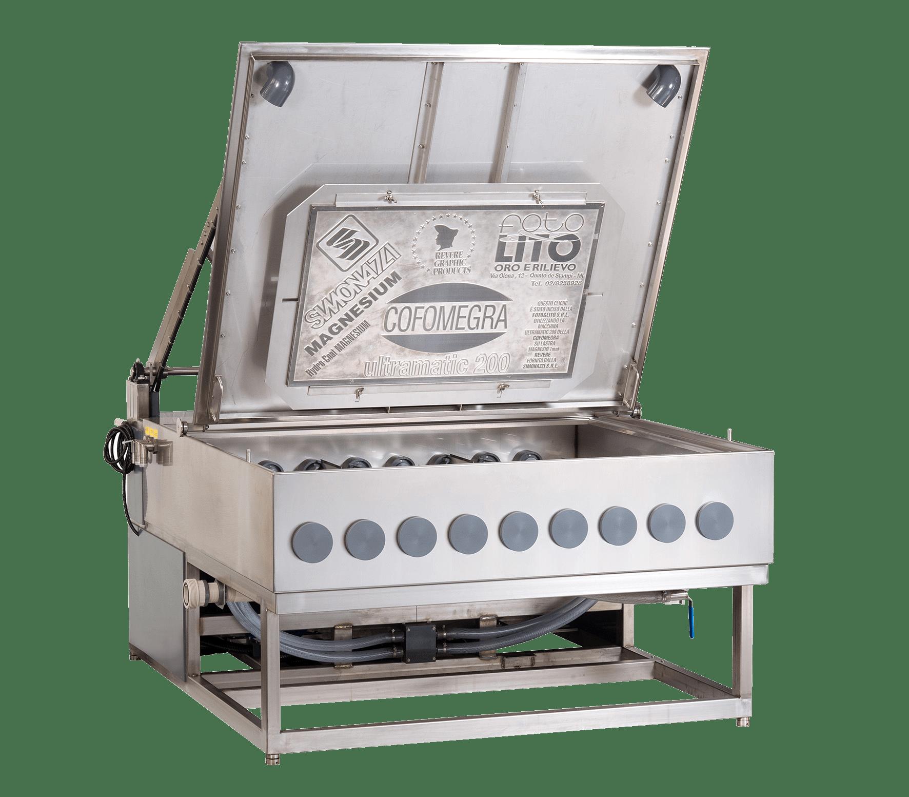 DIES ETCHING MACHINE – ULTRAMATIC 200 – 3